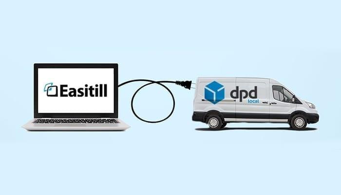Easitill Webshop DPD Integration